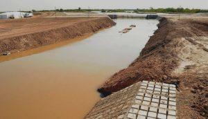 Construcción de un nuevo azud nivelador en Laguna Paiva $164M