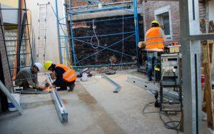 Seis empresas se presentaron para construir el Centro de Salud de la UNVM