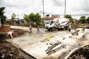 $304 Millones CALCHAQUÍ realizara la Intervención Espacio Publico Barrio Sayonara