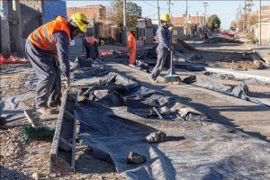 Se licitaron obras por más de 100 millones de pesos en Villa Gobernador Gálvez