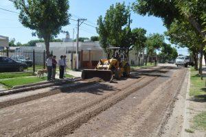 Un solo oferente en la licitación pública para pavimentar 9 cuadras en el Barrio 9 de julio Sunchales