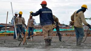Construcción del Estadio Abierto de Caucete 2 ofertas