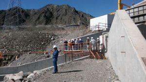 Importantes avances en la nueva Planta Potabilizadora Punta Negra