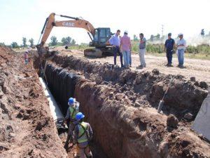 Iniciará la construcción del colector cloacal por $73 millones en Saladillo