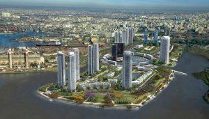 Larreta insiste en la construcción de barrios de lujo con vista al río