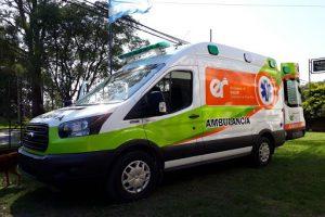 40 ambulancias para Entre Rios 4 ofertas