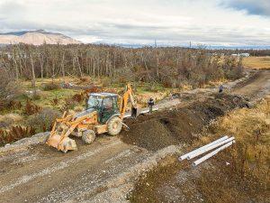 Licitación Fracasada Redes de Agua y Cloaca Altos de la Montaña – Tolhuin $44M