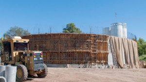 Se cayó la licitación para la construcción de una nueva cisterna de agua potable de 5 millones de litros para General Pico $104M