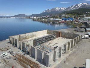 Planta de Tratamiento de Efluentes Cloacales de Perito Moreno $155M