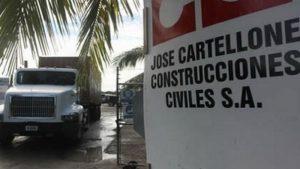 José Cartellone S.A. se presentó en concurso preventivo por la baja de contratos