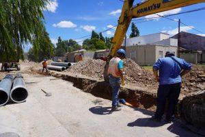 Acueducto Planta Patagonia Bosque Alto Los Chañares $1.980M