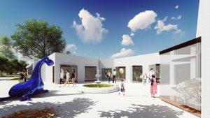 Centro de Interpretación del Ecoparque Interactivo de la Ciudad Autónoma de Buenos Aires $46M