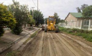 Plan de mejoramiento de calles San Pedro $28M