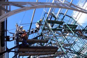 Reparan los techos de hierro de la estación Constitución $792M
