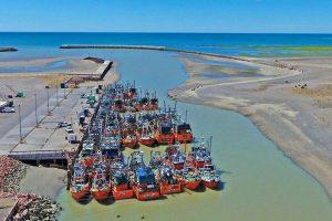 Dos oferentes para ejecutar el dragado de Puerto Rawson $414M