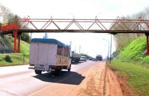 Construirán un puente peatonal sobre la ruta 14 frente a la escuela 395, costará $28 millones