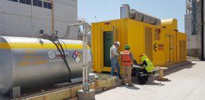 Adjudicaron el Sistema de Alimentación Eléctrica de emergencia en Tholuin $20M