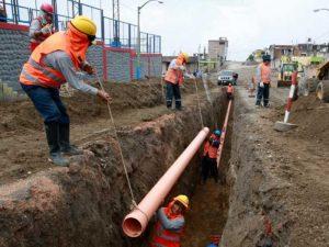 Ampliación del sistema de red de agua potable de Concepción $115M