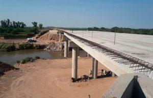 Adjudicaron las obras de reparación de puentes en la autopista Santa Fe – Rosario $31M