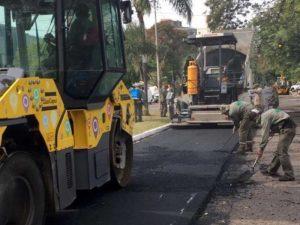 Plan de repavimentación urbano en asfalto caliente Tandil $58M