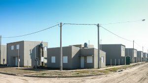 Se licitaron las obras para construir 34 viviendas en la ciudad de San Jerónimo Norte $140M