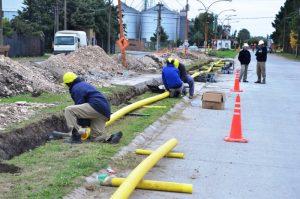 Dos ofertas para la obra de agua en Tres Arroyos $300M
