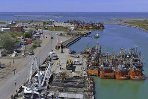 Ofrecieron para ejecutar el dragado del puerto de Rawson a la draga más moderna del país $414M