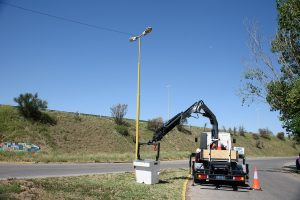 Iluminación Autopista Rosario – Santa Fe $853M