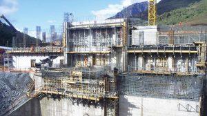 Se conocieron las ofertas por las turbinas de la represa Nahueve