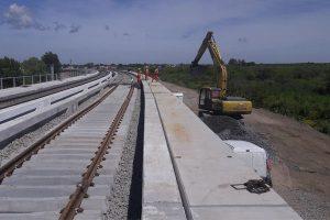 Se adjudico la renovación y mejora de vías de la línea Roca, ramal Constitución – La Plata $ 4.873 Millones