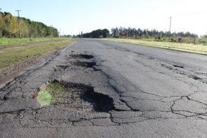 Repavimentación de la Ruta 191 Firmaron el contrato con la empresa Eleprint S.A. $1.094M