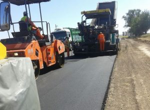 Ruta del Cereal pavimentación y repavimentación $1.912M