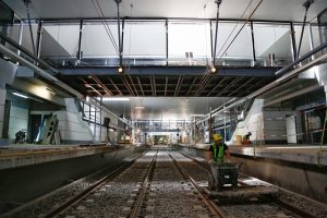 Luego de 10 años, la estación Sáenz de la línea H sigue sin construirse
