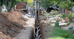 Sistema de desagües cloacales Colonia Elisa $341M