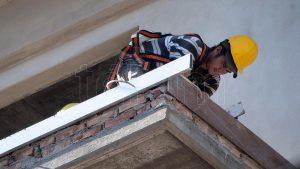Se recuperaron 74.000 puestos de trabajo en la construcción