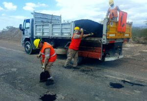 Adjudicaron la Emergencia Vial RN 40 Talacasto  -San Roque $268M