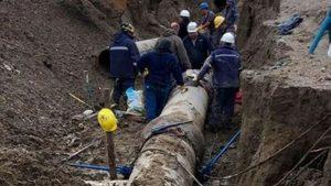 Ampliación de la red de agua de los Barrios Patagonia y Santa Cruz de Río Gallegos$35M