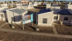 Adjudicaron 26 viviendas en Carmen de Patagones $55M