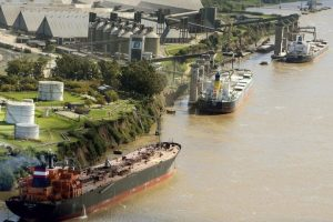 Hidrovía: la Administración General de Puertos asume la gestión temporal