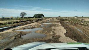 Pavimentación de Calzada Ruta 60 Coronel Suárez, Guaminí y General La Madrid $1.631M