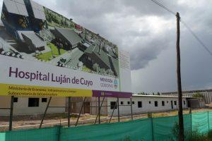 Inician acciones legales contra una constructora por la inconclusa obra del Hospital de Luján