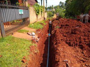 Adjudicaron Obra de Ampliación de Red de Agua Potable en Jaramillo  $18M