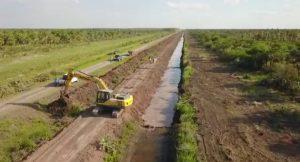 Readecuación Canal Línea Paraná Tramo I – Sata Fe $340M
