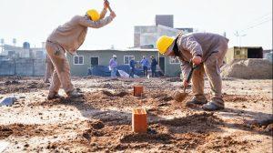 Jardín de Infantes pospandemia en Santa Rosa de Calchines $107M