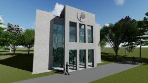 Adjudicaron la construcción de la Casa de la Provincia en Olavarría $182M