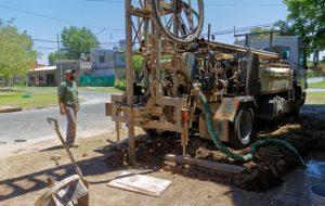 Pozos de agua para la ciudad de Tres Arroyos $19M