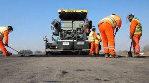 Rutas en Rafaela: Arrancó la repavimentación en la Ruta 13 $899M