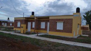 Construcción de 28 viviendas, Obras complementarias, arbolado y alumbrado público del conjunto – Corrientes  $131M