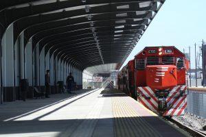 Ofertas Elevación Andenes Terminación Edificio Estación Panamericana Belgrano Norte