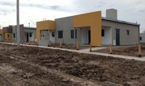 Construcción de 40 viviendas, Obras complementarias, arbolado y alumbrado público – Corrientes $187M